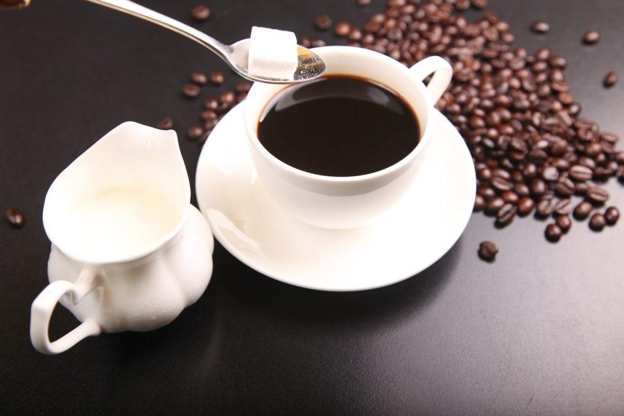コーヒーミルク