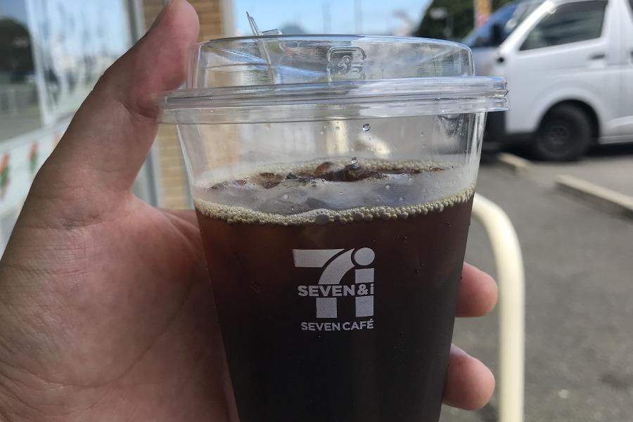 アイスコーヒーストローなし